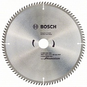 Диск пильный Bosch Eco for Aluminium 254х30, Z96